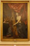 Lanfranco's Allegoria della musica in Pallazo Barberini © Armin Linke