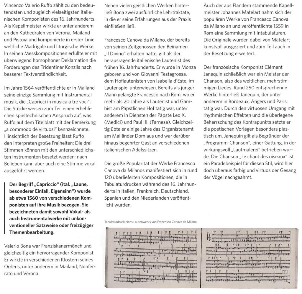 Text by Bernhard Schrammek for Programmheft 64. Internationale Orgelwoche Nürnberg, 2015