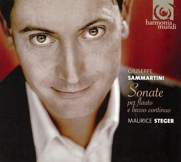 Giuseppe Sammartini: Sonate