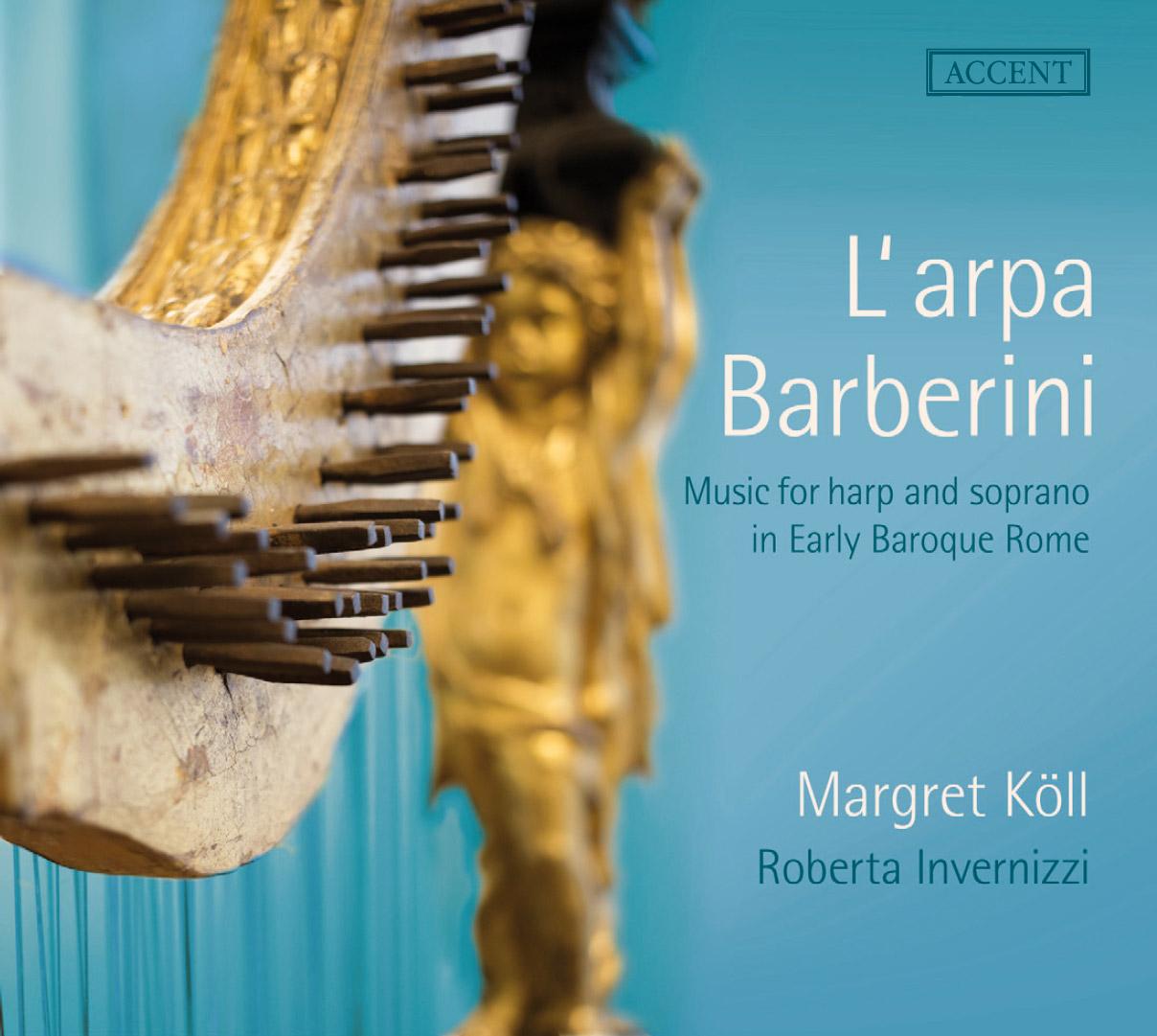 Margret Köll - L'arpa Barberini