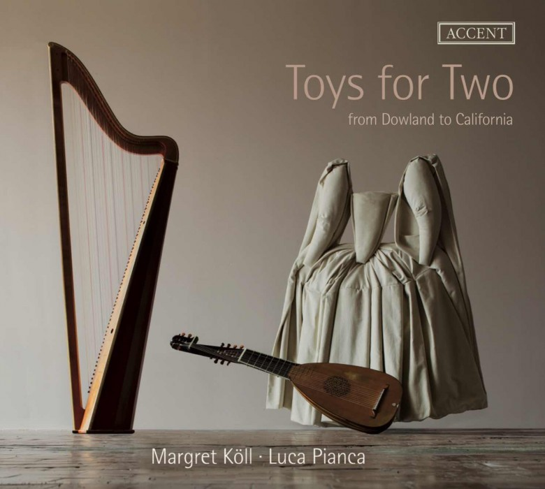 Margret Köll, Luca Pianca - Toys for Two